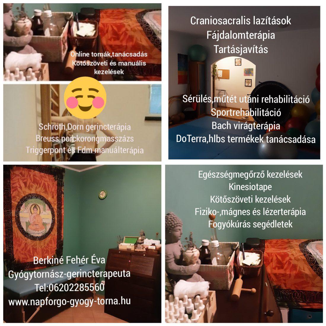 Gyógytorna-Egészségmegőrzés Pilisborosjenői Magánrendelő